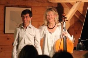 Concert piano-violoncelle du 24 avril 2015