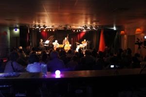 Concert Quatuor Jazz Opéra le 13 juin 2014