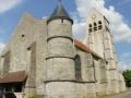 L'église de Marcilly